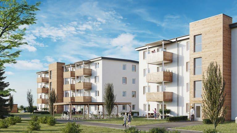 Gleichenfeier Klagenfurt: Größtes Massivholz- gebäude in ganz Kärnten!