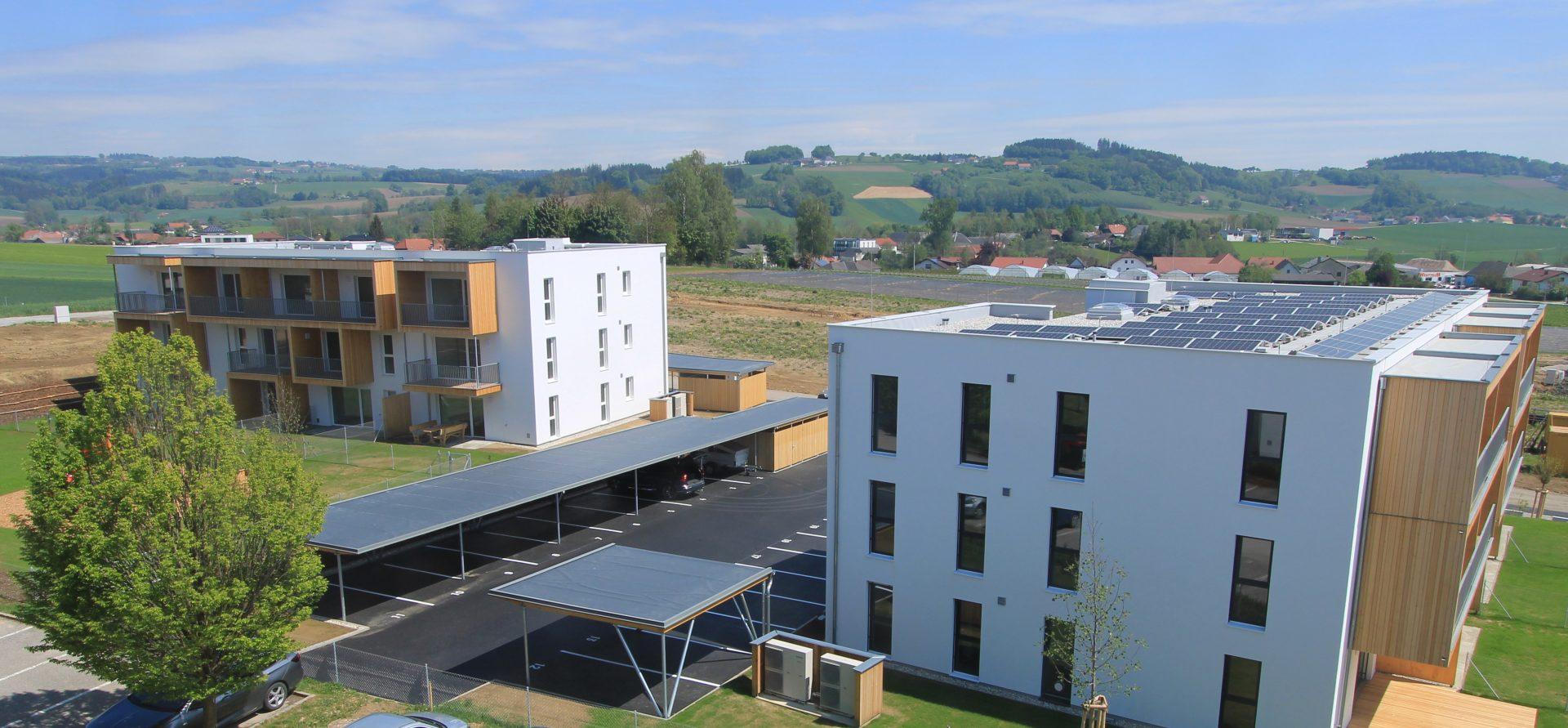 Vorzeigeprojekt Strassfeld Prambachkirchen | Übergabe an die Eigentümer