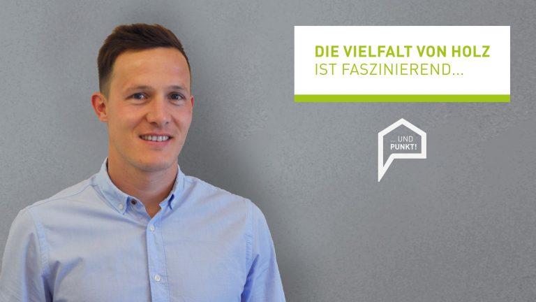 Mitarbeiterporträt: DI (FH) Alexander Meister